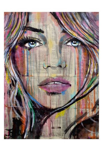 In Someways Poster by Loui Jover for $20.00 CAD