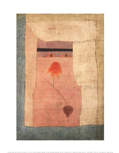 Arabian Song, c.1932 Poster by Paul Klee for $15.00 CAD