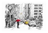 City Street Study