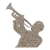 Trumpet Player (Greatest Jazz Tunes)