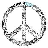 Peace (Different Languages)