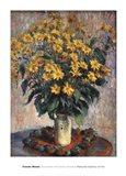 Jerusalem Artichoke Flowers, 1880