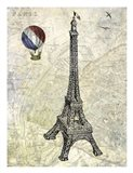 Eiffel Map