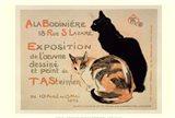 A la Bodiniere/Exposition Steinlen