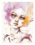 Hazy Dayz (female portrait)