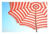 Beach Umbrella and Sky
