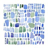 Series Sea Glass No. IV