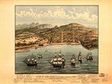 View of San Francisco 1846-7
