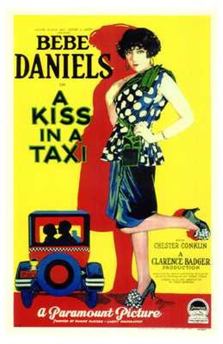 A Kiss in a Taxi Poster by Unknown for $26.25 CAD
