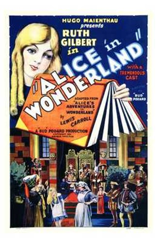 Alice in Wonderland Ruth Gilbert Poster by Unknown for $26.25 CAD