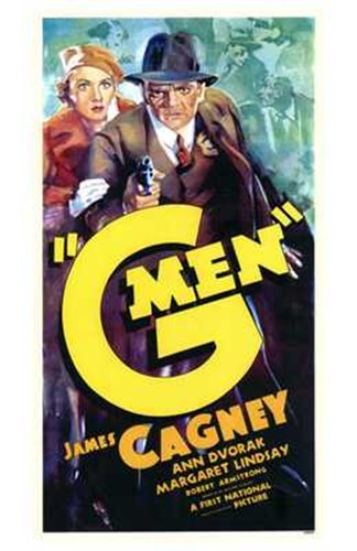 G Men Poster by Unknown for $26.25 CAD