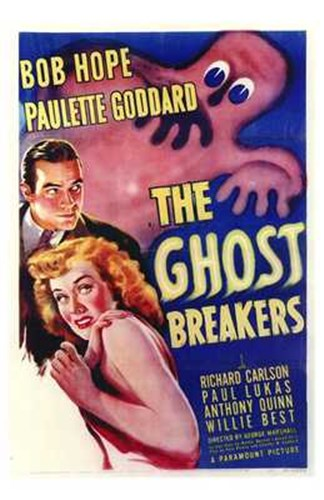 The Ghost Breakers Poster by Unknown for $26.25 CAD
