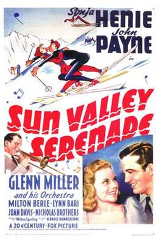 Sun Valley Serenade Poster by Unknown for $26.25 CAD