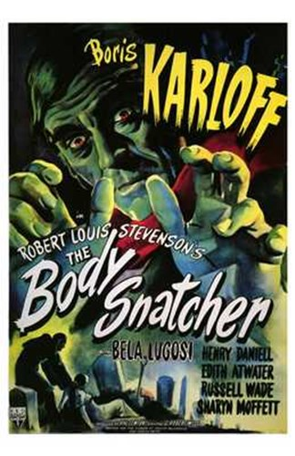 Body Snatcher Poster by Unknown for $26.25 CAD