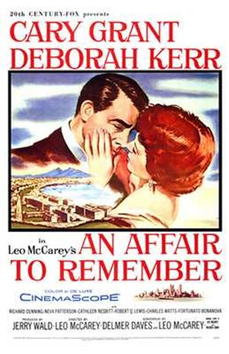 Affair to Remember Poster by Unknown for $26.25 CAD