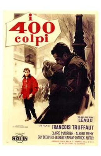 400 Blows - kiss Poster by Unknown for $26.25 CAD