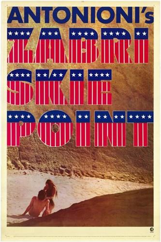 Zabriskie Point Antonioni Poster by Unknown for $26.25 CAD
