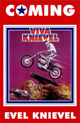 Viva Knievel movie poster Poster by Unknown for $26.25 CAD