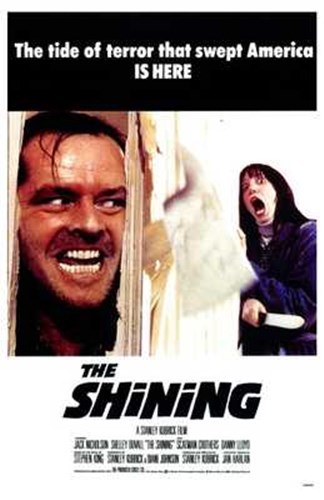 The Shining - the tide of terror that swept America is here Poster by Unknown for $26.25 CAD
