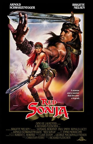 Red Sonja, c.1985 - style A Poster by Unknown for $26.25 CAD