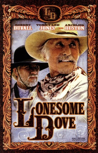 Lonesome Dove Poster by Unknown for $26.25 CAD