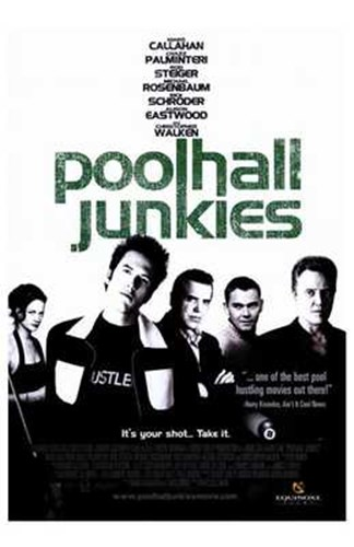Poolhall Junkies Poster by Unknown for $26.25 CAD