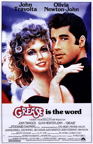Grease is the word Poster by Unknown for $26.25 CAD