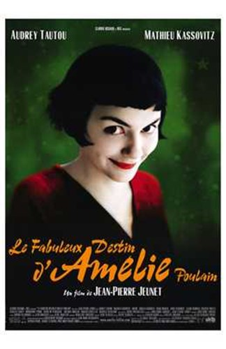 Amelie - French Poster by Unknown for $26.25 CAD