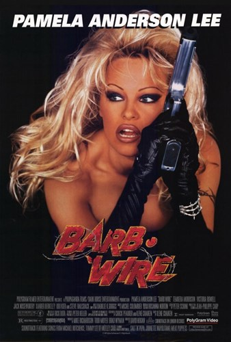Barb Wire - style A Poster by Unknown for $26.25 CAD