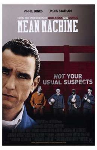 Mean Machine Poster by Unknown for $26.25 CAD