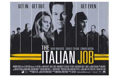 The Italian Job Poster by Unknown for $26.25 CAD