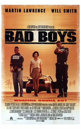 Bad Boys Poster by Unknown for $26.25 CAD