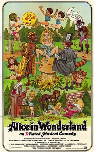 Alice in Wonderland (adult film) Poster by Unknown for $26.25 CAD
