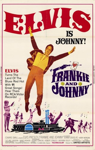 Frankie and Johnny Poster by Unknown for $26.25 CAD