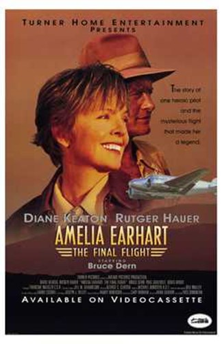 Amelia Earhart: the Final Flight Poster by Unknown for $26.25 CAD
