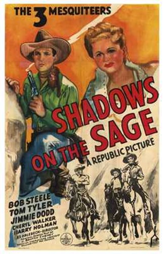 Shadows on the Sage Poster by Unknown for $26.25 CAD