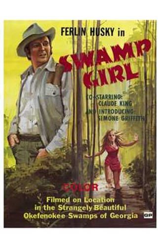 Swamp Girl Poster by Unknown for $26.25 CAD