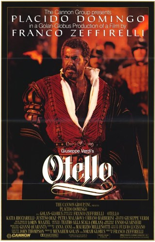 Otello Poster by Unknown for $26.25 CAD