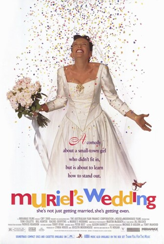 Muriel's Wedding Poster by Unknown for $26.25 CAD