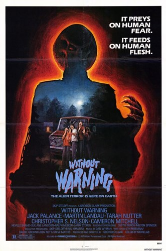 it Came Without Warning Poster by Unknown for $26.25 CAD