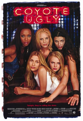 Coyote Ugly Poster by Unknown for $26.25 CAD