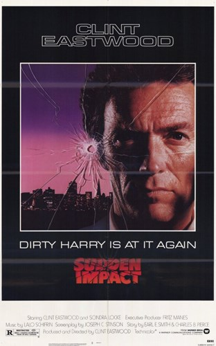 Sudden Impact Poster by Unknown for $26.25 CAD