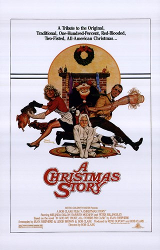 A Christmas Story Poster by Unknown for $26.25 CAD
