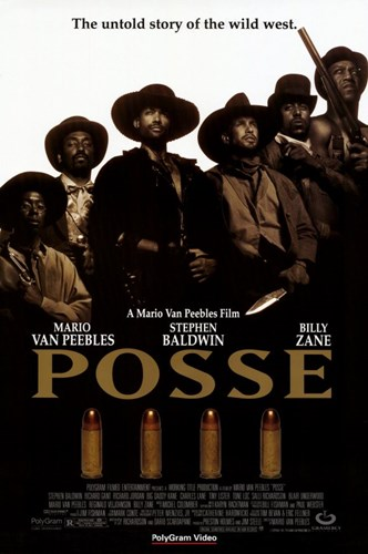Posse Poster by Unknown for $26.25 CAD