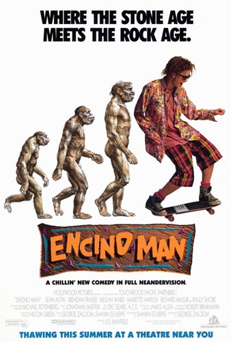Encino Man Poster by Unknown for $26.25 CAD