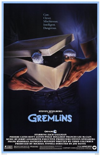 Gremlins By Steven Spielberg Poster by Unknown for $26.25 CAD
