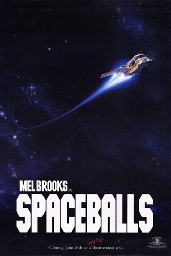 Spaceballs Poster by Unknown for $26.25 CAD