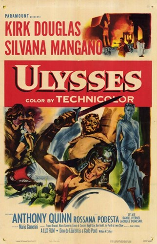 Ulysses Poster by Unknown for $26.25 CAD