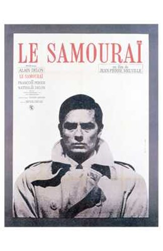 Le Samourai Poster by Unknown for $26.25 CAD