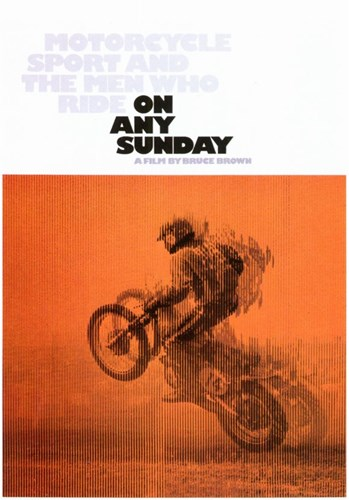on Any Sunday Poster by Unknown for $26.25 CAD
